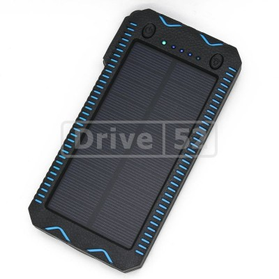 Solar Power Bank EK-2 25000mAh фото